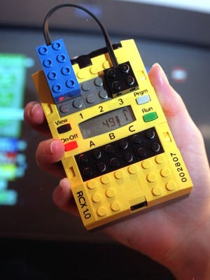Williamson County library presents Make-A-Thon, featuring creations from woodworking to Legos.