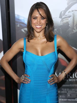 """Stacey Dash at the """"American Sniper"""" premiere on Dec. 15, 2014."""