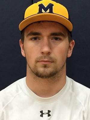 4. Aaron Gillespie, Memphis: The Yellowjackets are one the state's hottest teams, and the flame-throwing junior is certainly a reason why they're a force this season. Gillespie hasn't been too kind to hitters, hurling 40 strikeouts in just 26 innings of work. For small numbers, take a look at what hitters do against him – he's only given up four earned runs and just 11 hits this season. Unlike the players he pitches to, Gillespie is a sure-fire with the bat, hitting a shade below .600 with 15 RBI.