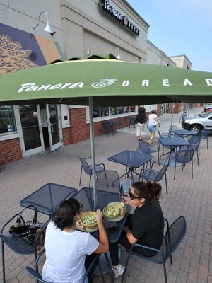 Panera is eliminating certain ingredients in its foods.