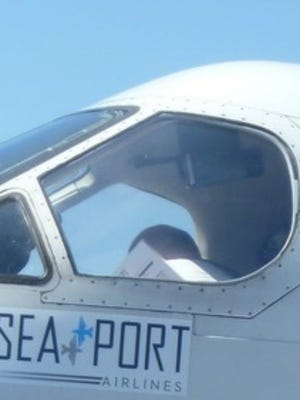 SeaPort Airlines seeks to leave Greenville, Mississippi.
