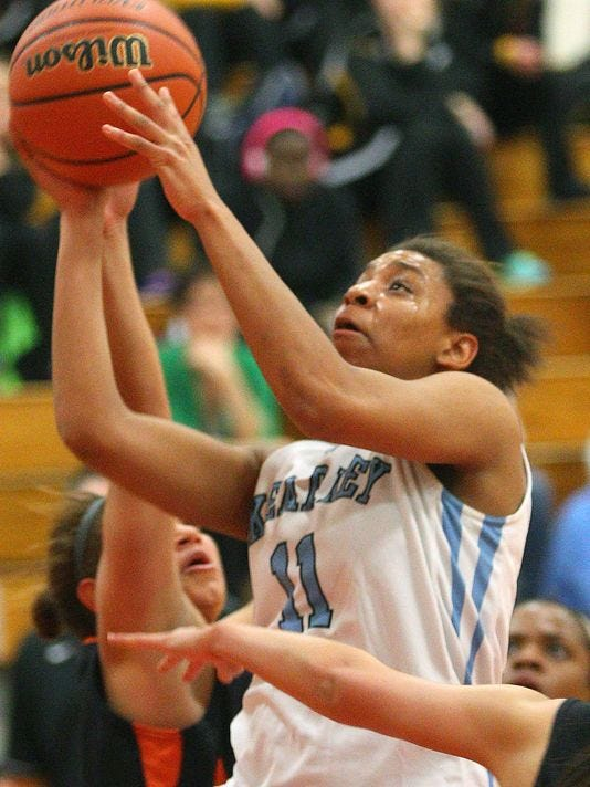 2014 Bishop Kearney guard Khrysma Bryant.jpg