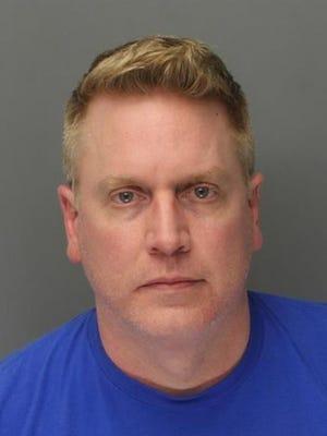Brett Christopher Lloyd faces five felony charges.
