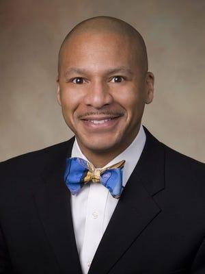 Superintendent Cedrick Gray