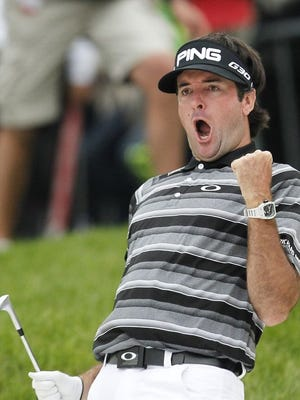 Bubba Watson is pumped to be playing on the first U.S. Olympic men's golf team in 112 years.