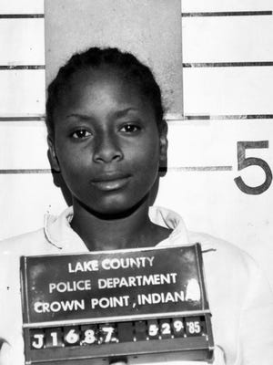 Gary Wallace High School student Paula Cooper became the youngest Indiana Death Row inmate ever at 16 when she was convicted in the May 1985 killing of Bible teacher Ruth Pelke. Her death sentence was later overturned, and she was released from prison in 2013. Cooper was found dead in Indianapolis on Tuesday.