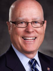 University of Wisconsin-Stevens Point Chancellor Bernie