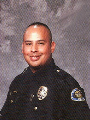 Tulare Police Department Fred Ynclan.