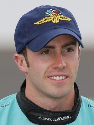 IndyCar driver James Davison visited the injured safety worker in the hospital.