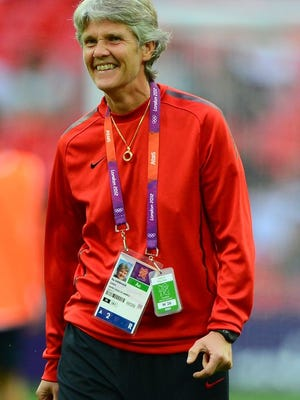 Sweden coach Pia Sundhage ripped three of her former players from when she coached the USWNT.