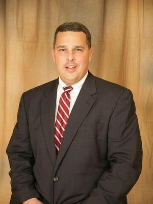 Superintendent Jay Foster