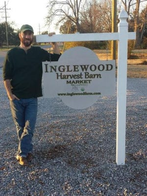 Inglewood Harvest Barn Market Manager Stephen Reed invites the public to the Inglewood Summer Bash on Saturday morning.