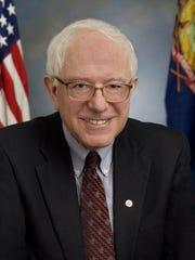 U.S. Sen. Bernie Sanders is running for the president's office for 2016.