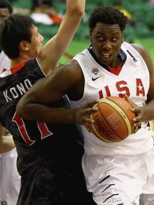 Incoming Purdue freshman Caleb Swanigan helps Team USA U-19 squad win gold in Greece.