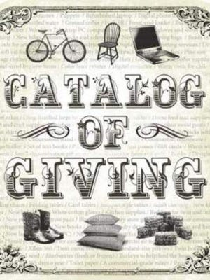 The Catalog of Giving highlights the needs of local nonprofits for the holidays.