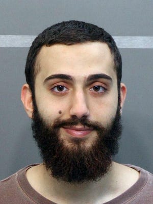 Muhammad Youssef Abdulazeez in an April 2015 booking photo.
