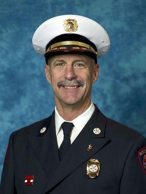Southfield Fire Chief Keith Rowley