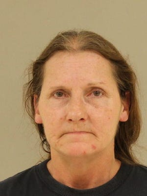 Judy Lorraine Syrek of Grand Rapids is charged with ethnic intimidation.