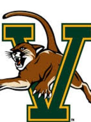 UVM athletics logo.