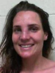 Brittany May Crockett, 27, of Landrum, South Carolina, was charged Wednesday with killing Jeffrey Scott Brittain, 51, of Mill Spring, according to a news release from Polk County Sheriff's Office Sgt. Randall Hodge.