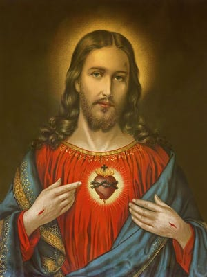 An image of Jesus Christ.