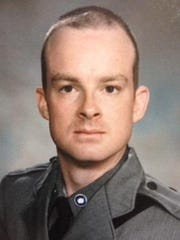 New York State Trooper Christopher Skinner