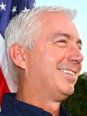 """Former state Rep. Steve Kraus is campaigning for Ohio's 9th District seat on a platform of what describes as """"badly needed"""" judicial reform."""