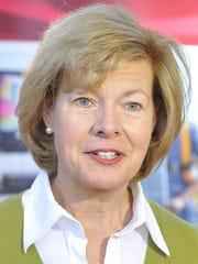 Democratic U.S. Sen. Tammy Baldwin of Wisconsin