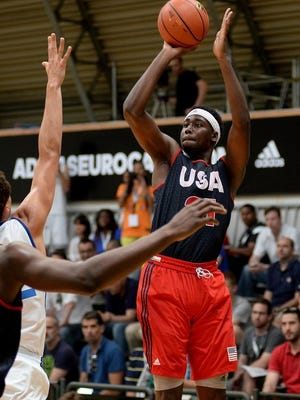 Four-star forward Mario Kegler has four official visits scheduled for Sept. and Oct.
