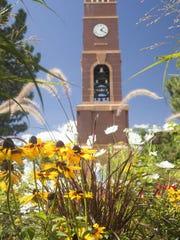 Carter Carillon Clock Tower at SUU