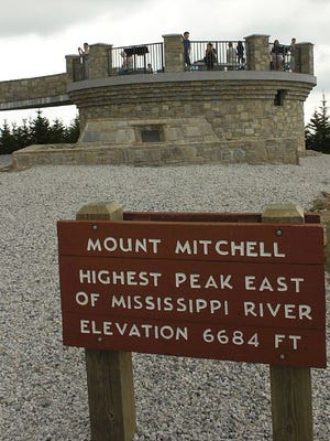 Changes to a proposed state bond bill would allocate $75 million to state parks like Mount Mitchell.