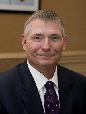 Terry Horne.