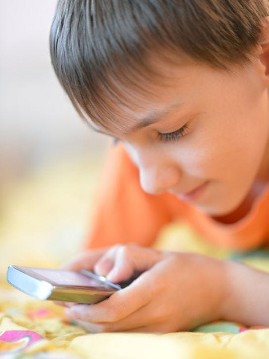 When should your kid get a phone?