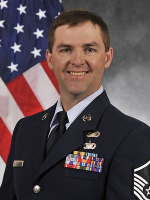 U.S. Air Force Master Sgt. Gregory T. Kuhse