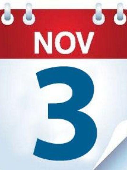nov. 3 election logo