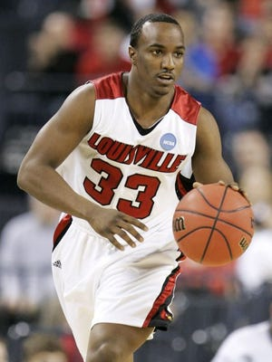 Former University of Louisville director of basketball operations Andre McGee