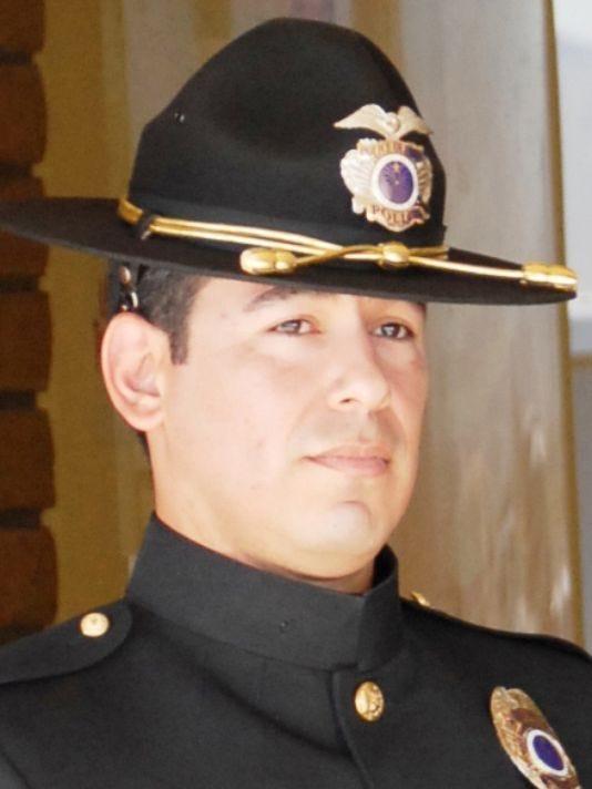 Officer Jair Cabrera