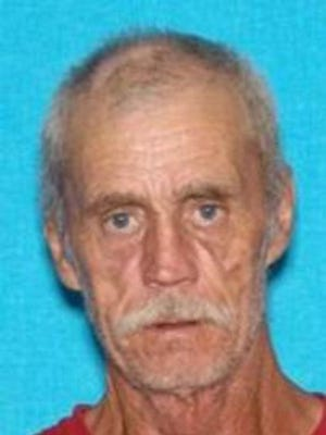 Floyd Ray Cook, 62, is accused of shooting and wounding an Algood, Tenn., police officer on Saturday, Oct. 24, 2015. Cook was killed in a shootout early Friday, Oct. 30, 2015 after a weeklong manhunt.
