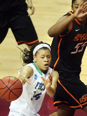 FGCU's Whitney Knight will miss start of season with fractured foot.