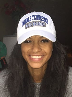 Mychelle Johnson signed her national letter of intent just two months after committing to MTSU.