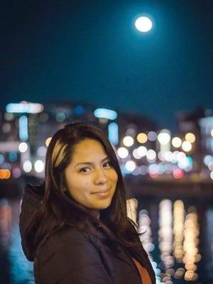 Nohemi Gonzalez, 23, of El Monte, California, was killed in Friday's bombing attack in Paris.