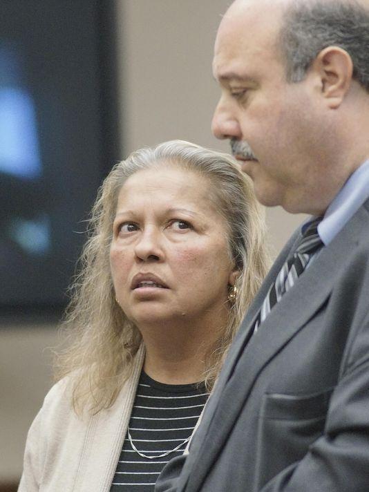 Charlene Miller court