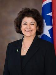 Sen. Dolores Gresham