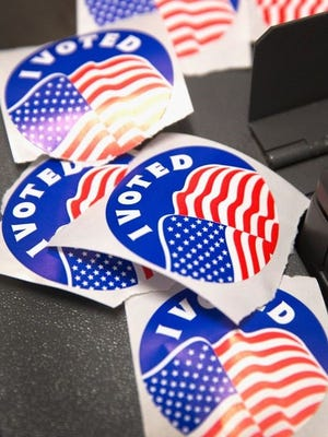 I voted stickers.