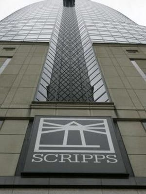 The headquarters of Downtown- based E.W. Scripps Co. The headquarters of Downtown-based E.W. Scripps Co.