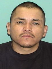Bryan Martinez is suspected in a meth trafficking ring and is wanted by the DEA.(
