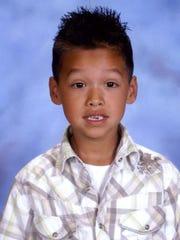 Azahel Cruz, de 6 años de edad, murió en el 2010 después que una bala atravezó su casa y lo golpeó en la cabeza.