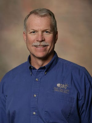 Tony Gomillion was unanimously selected in November by the Board of County Commissioners to replace Hunter Walker, who is retiring at the end of the year after 20 years as county administrator.