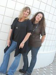 Jenni Stahlmann and Jody Hagaman host POP Parenting,