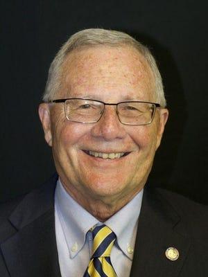 Villa Hills Mayor Butch Callery